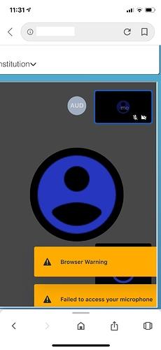 Chrome iPhone